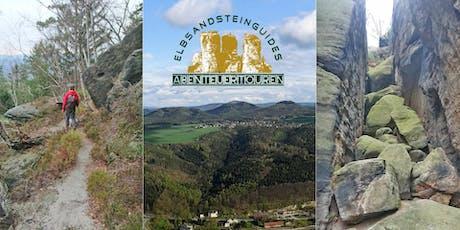 PREMIERE: 4-Steine-Abenteuertour Tickets