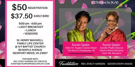 Single Roses Inaugural Women's Conference tickets