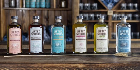 Father's Day Flights - Private Distillery Tour and Tasting tickets