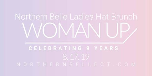 2019 Northern Belle Ladies Hat Brunch