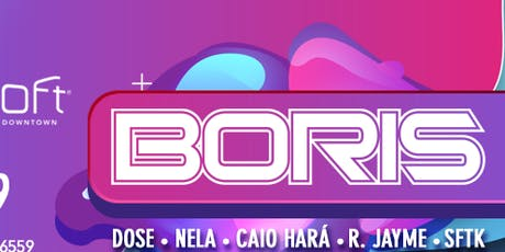 Boris - Deep Therapy Pool Party  tickets