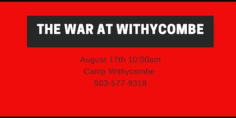 The War at Withycombe tickets