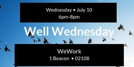 WellWednesday : A Yoga Series For Us : S1E12 tickets