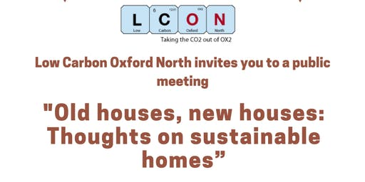 Cosy Homes Oxfordshire: talk by Charlie Luxton