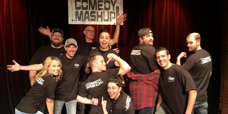 Comedy Mashup presents TBA! tickets