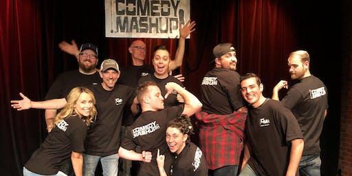 Comedy Mashup presents Jason Cheny!