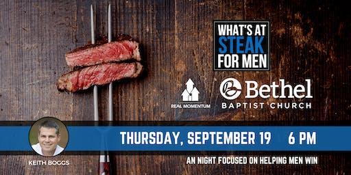 What's At Steak Night - Yorktown, VA