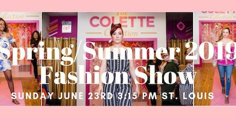 Summer Fashion Show tickets