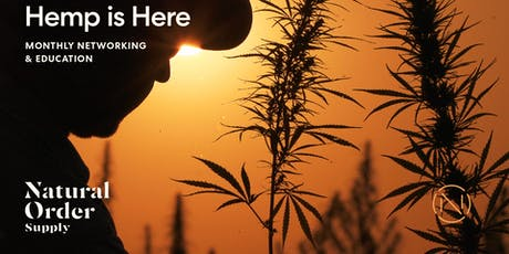 Hemp is Here June: Networking, Soil Education, Food, and Drinks tickets