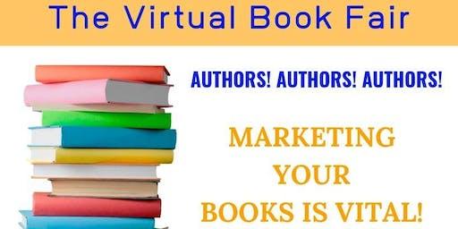 SBG MEDIA GROUP VIRTUAL BOOK FAIR (FOR AUTHORS)