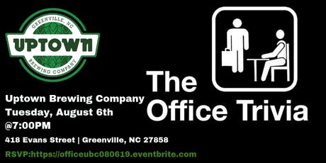 The Office Trivia at Uptown Brewing Company tickets