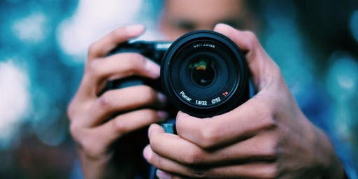 Life Through a Lens: A Photography Workshop (Ages 16+)
