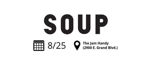 August Citywide SOUP