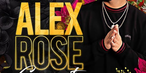 ALEX ROSE LIVE IN CONCERT @ BACK9 / DIMELO SATURDAYS