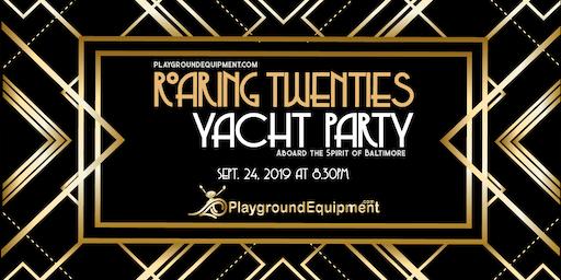 PlaygroundEquipment.com Roaring 20's Yacht Party