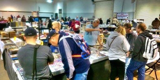Raleigh Sports Card Memorabilia Comic Book Show Kerr Scott Building July 26-28 2019