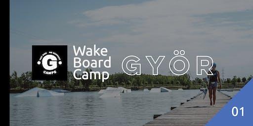 G-Camps - Wakeboardcamp Györ