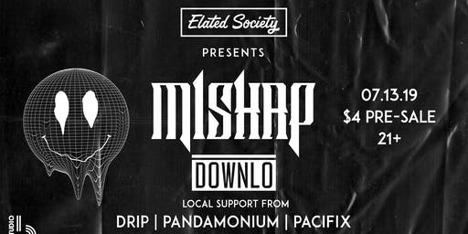 Elated Society Presents: Mishap, Downlo (Dubstep, EDM)