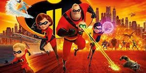 Friday Flix: The Incredibles 2