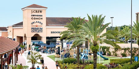 Orlando Premium Outlets Invite Locals to Shop, Save, and More! tickets
