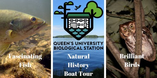 Queen's University Biological Station Family Night