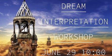 Dream Interpretation Workshop tickets