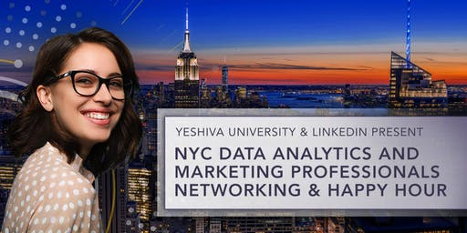 NYC Data Analytics and Marketing Professionals Networking & Happy Hour