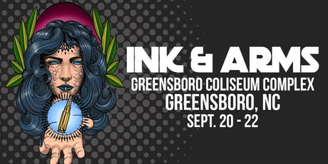 Ink & Arms Tattoo Expo (Greensboro, NC) tickets