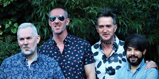The Smiths tribute band The Joneses - 19th July - Pelton Arms