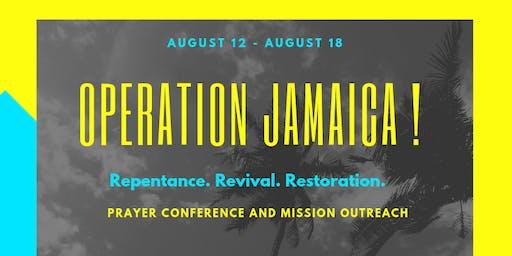 Operation Jamaica!