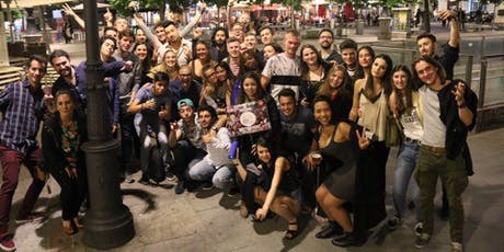 Welcome to Madrid Meeting & Party Pubcrawl - Free Sangria tickets