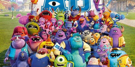 Friday Flix: Monsters University tickets