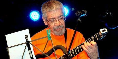Hélio Delmiro na Audio Rebel ingressos