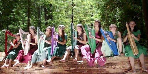 Summer Solstice Harp Concert