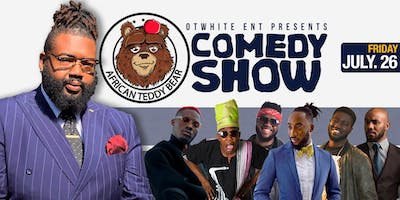 African Teddy Bear Comedy Show