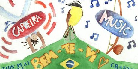 Bem Te Vi - Festival of Brazilian Culture tickets