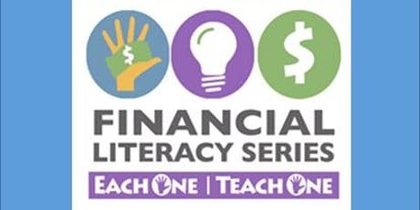 """Each One, Teach One Financial Literacy Series - """"Introduction to RESPs"""" - Spruce Grove Library Nov 19 tickets"""