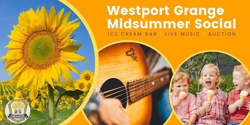 Westport Grange Midsummer Social