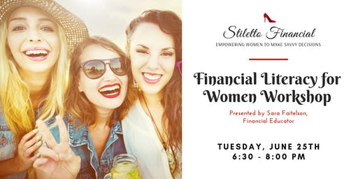 Financial Literacy for Women Workshop @ Raves Salon