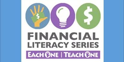 "Each One, Teach One Financial Literacy Series - ""Financial Wellness for Seniors\"" at Spruce Grove Library Nov 26"