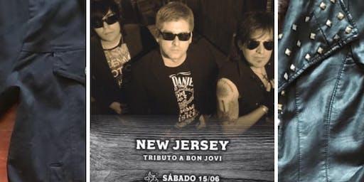 Bon Jovi, Tributo por New Jersey