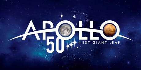 Apollo 50th Anniversary Lunar Landing Celebration: Nassau Bay tickets