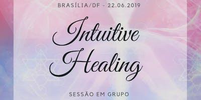 Intuitive Healing (Sessão em Grupo)