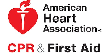 CPR and First Aid Training tickets