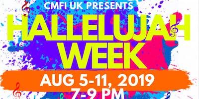 Hallelujah Week