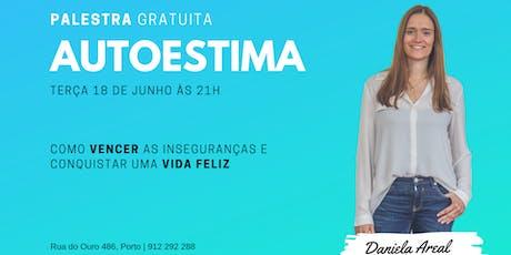 Palestra Autoestima tickets