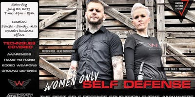 Women's Self Defense Event (4-8pm)