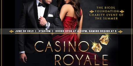 Casino Night For A Cause: The Bicol Foundation tickets
