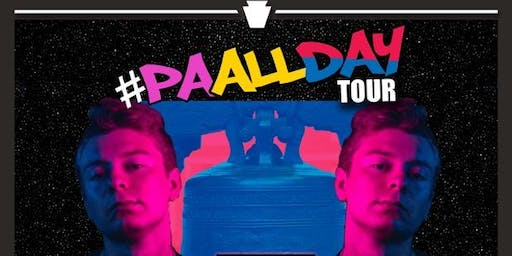 #PAallDay Tour at WOW Philly