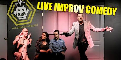 Friday Night Improv tickets